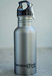 Click here for more information about Stainless steel Water Bottle