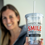 Click here for more information about SMILE Water Tumbler