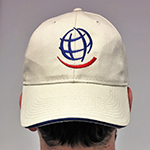Hide the Sun but not your Smile Baseball Cap (